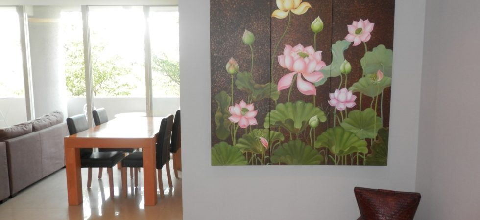 Condo For Rent Living in Chiang Mai CR520_10