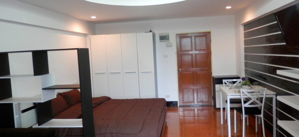 Condo for Rent Living in Chiang Mai CR517_11