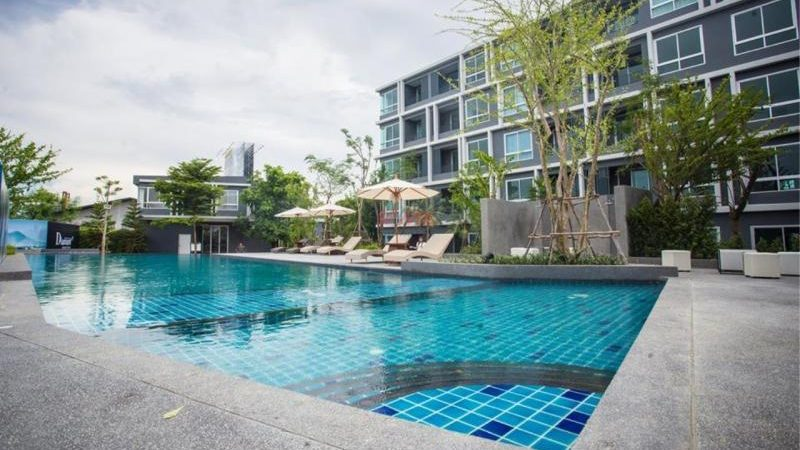 Condo For Sale Living in Chiang Mai CS404