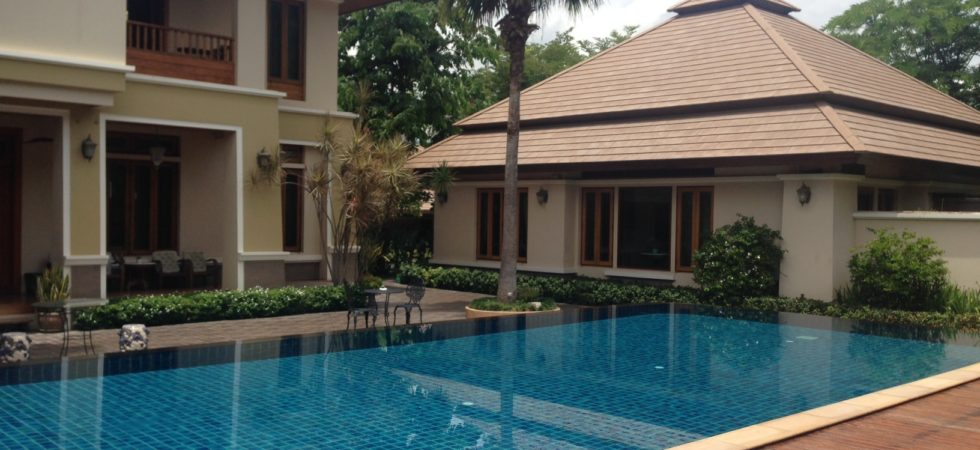 House For Sale Living in Chiang Mai HS109