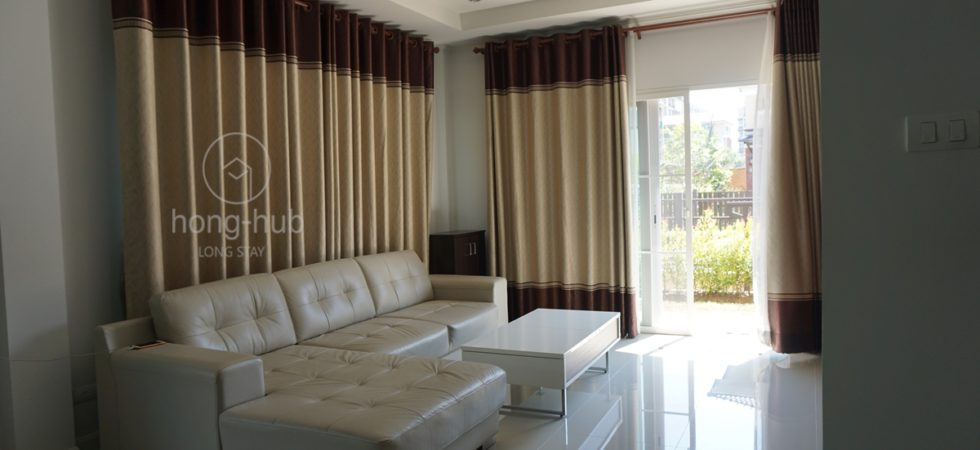 House for Rent Living in Chiang Mai HR214_1